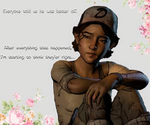 the walking dead game, twdg, and twdg clementine image