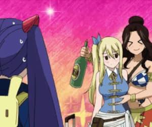 anime, cana, and anime girl image