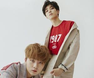 fashion, kpop, and wonwoo image