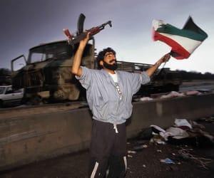 Kuwait, vintage, and celebrating image