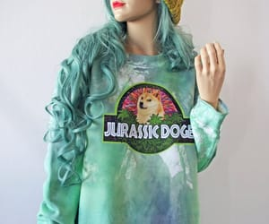 dog, fashion blog, and handmade image