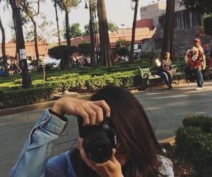 camera, canon, and foto image