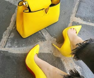 fashion, glam, and heels image