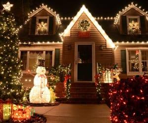 light, christmas, and holiday image