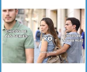 chicos, memes, and risas image