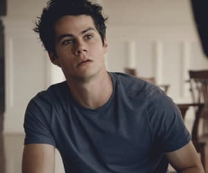 gif, dylan o brien, and stiles stilinski image