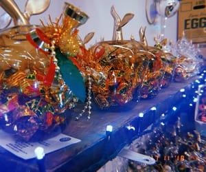 apples, christmas, and crystal image