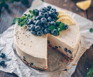 artisan, blue, and blueberries image