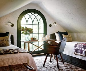 Attic Guest Room...So CHARMING!