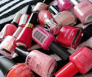 nail polish and fashion image