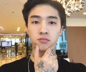 aesthetic, asian, and Hot image