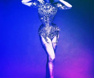 burlesque, glitter, and icone image