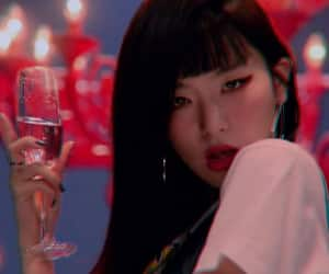 drink, kpop, and red velvet image