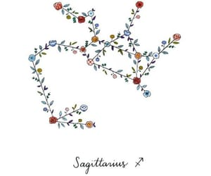 Sagittarius, aries, and horoscope image