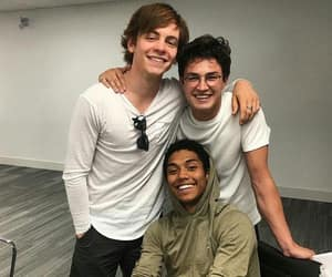 caos, harvey, and spellman image