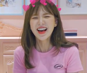 red velvet, kpop hearts, and wendy image