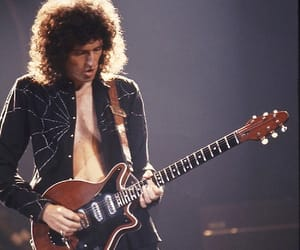 Queen and brian may image