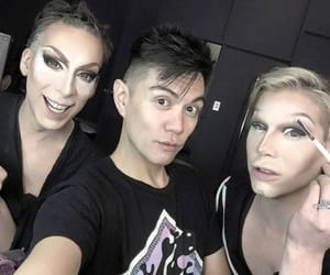sharon needles, ru paul drag race, and shalaska image
