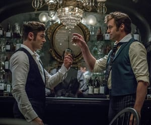 the greatest showman, hugh jackman, and musical image