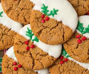 Cookies, Xmas Santa Claus