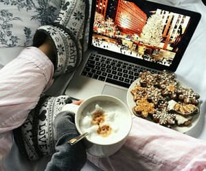 biscuits, Cookies, and hot drinks image