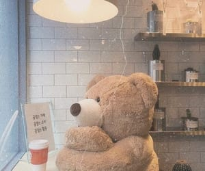 aesthetic, coffee, and cute image