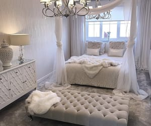 bedroom, cozy, and Dream image
