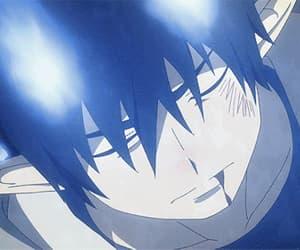 anime, rin, and anime boy image