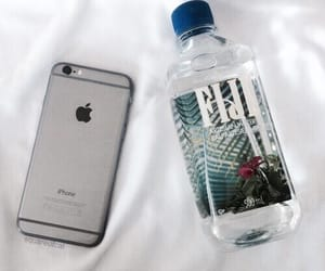 fiji, water, and iphone image