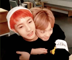 gif, my first and last, and nct dream image