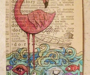 diario, Paper, and pink image