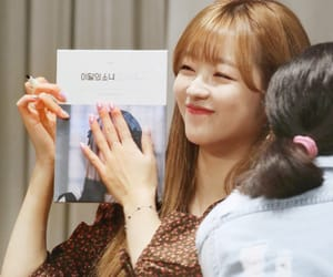 album, yooa, and oh my girl image