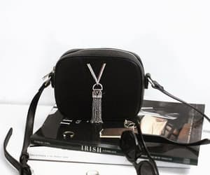 bags, black, and girly image