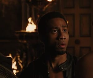 hades, percy jackson, and brandon jackson image