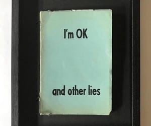 lies and ok image