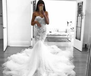 dress, white, and dreamdress image