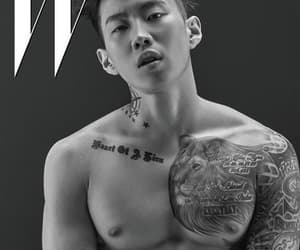 abs, korean, and jaypark image
