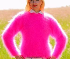 clothes, fuzzy, and mohair image