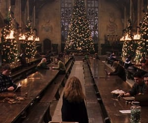 harry potter and christmas image