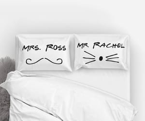 married, rachel, and pillow image