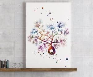 art, brain, and anatomy art image