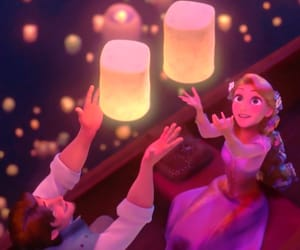 tangled, disney, and wallpaper image
