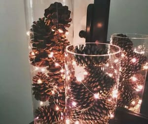 light, christmas, and decoration image