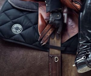 boots, english, and equestrian image