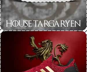 adidas, house lannister, and outfits image