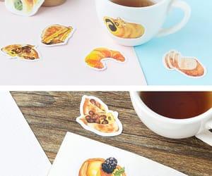breakfast, food planner, and brunch image