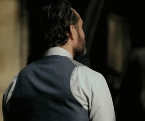 albus dumbledore, charming, and gif image