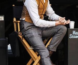 eddie redmayne, handsome, and cute image