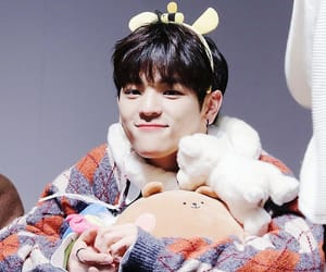 woojin and stray kids image