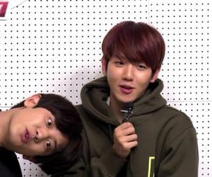 exo, chanyeol, and baekhyun image
